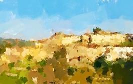 Italienisch Workshop zur Kunst und Landschaft