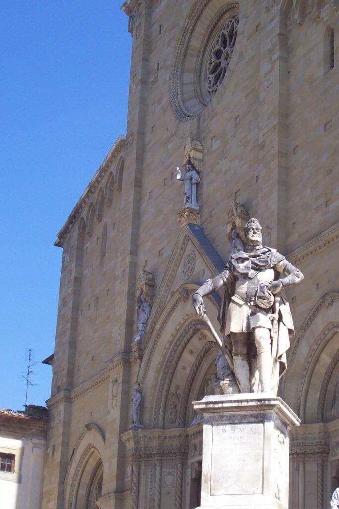 Unbekanntes Arezzo