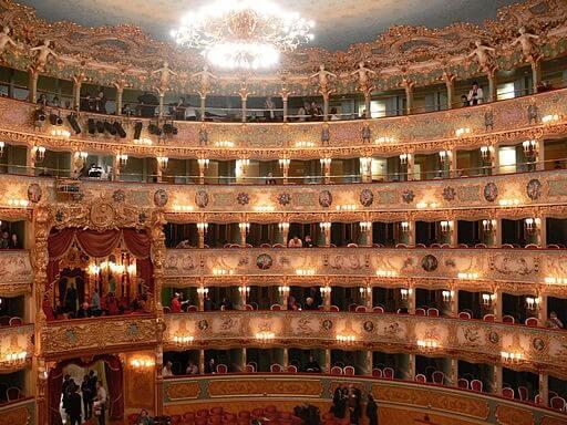 Opernführer Italien
