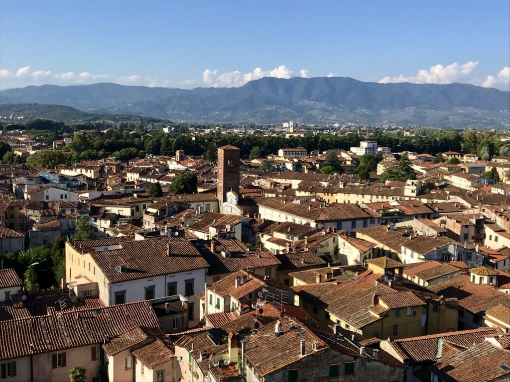 Geheime Orte in Lucca