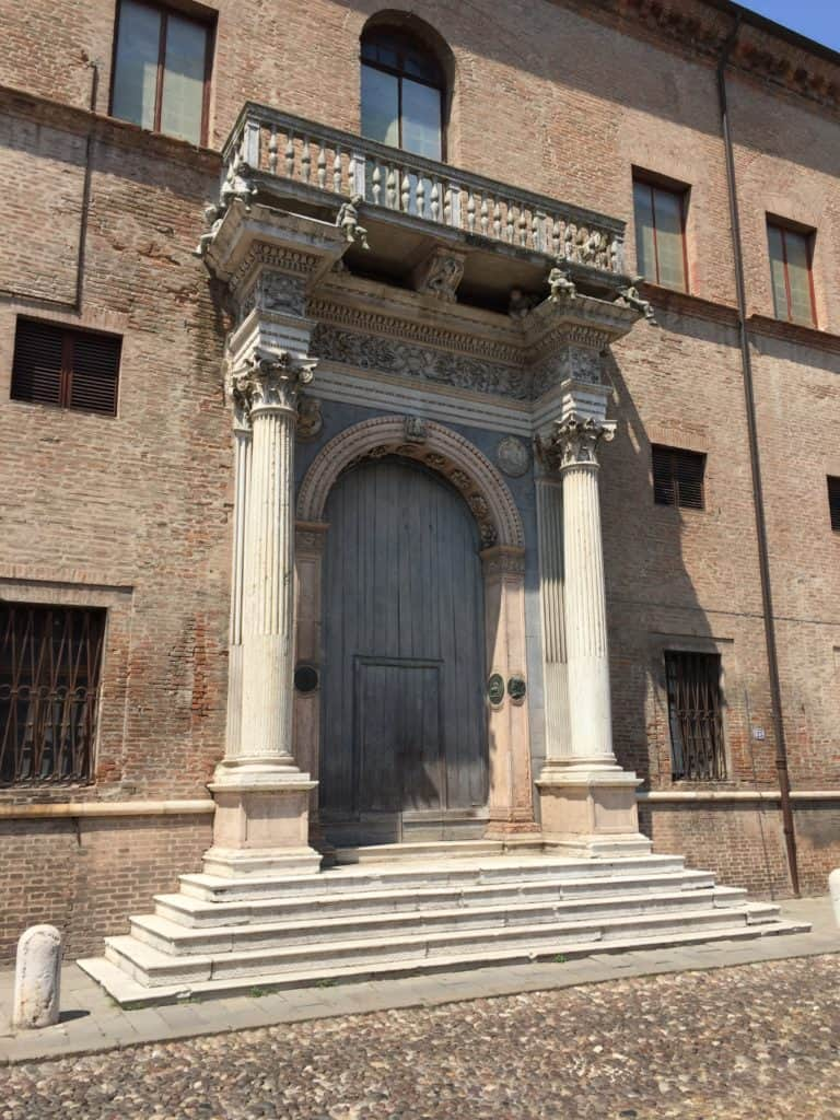 Reise nach Ferrara