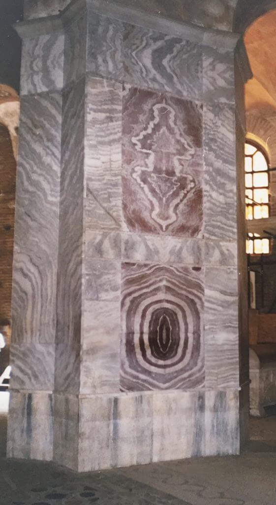 Mosaik-Stadt Ravenna